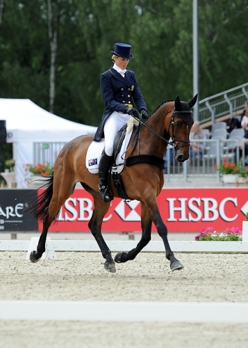 Equestrian Australia Olympic Nominations Eventing