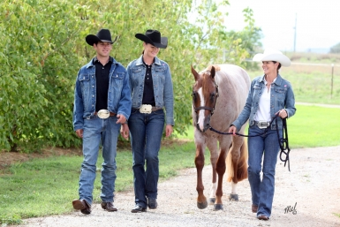 Five Minutes With Top Western Trainer Carolyn Johnson