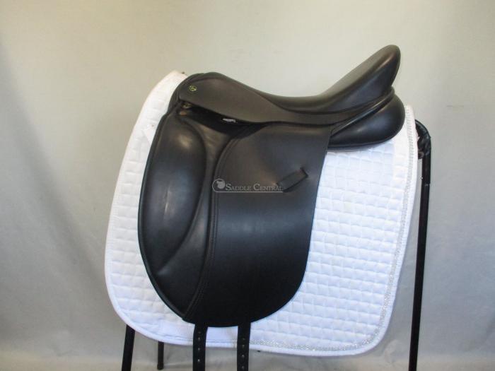 "Ideal Jessica Pro 17.5"" XXW Dressage Saddle"