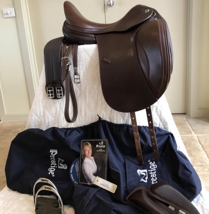 Prestige X Helen Dressage Saddle