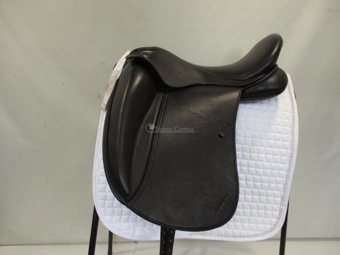 "Santa Cruz Malmo MW - W 17.5"" Dressage Saddle"