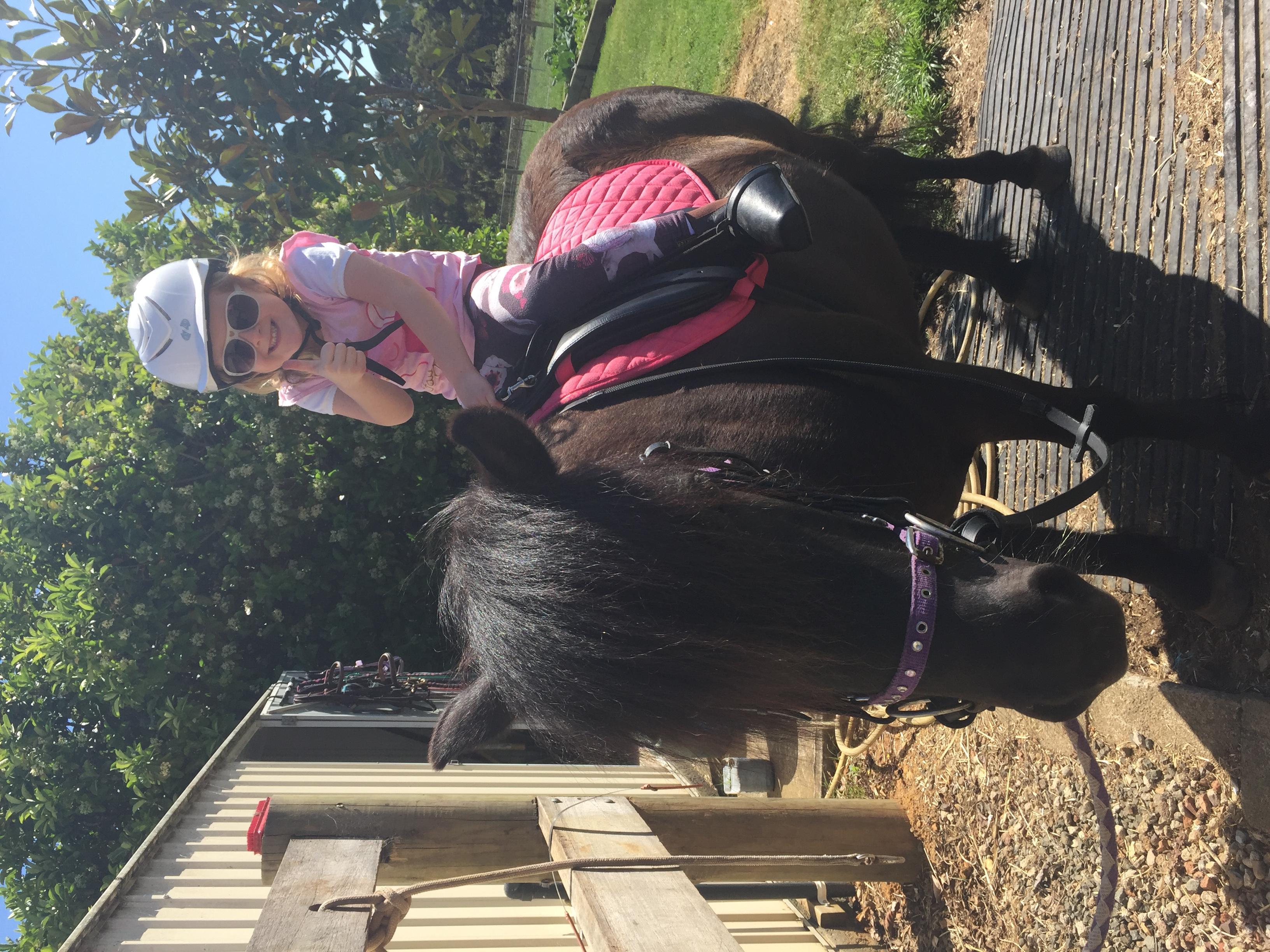 Super Cute Lead Line Pony