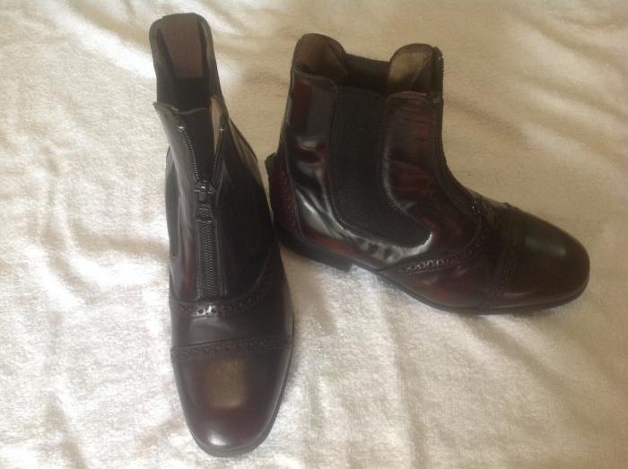Celeris Mistral paddock boots