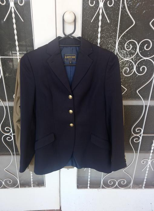 K-Ritchie Navy Jacket Size 8