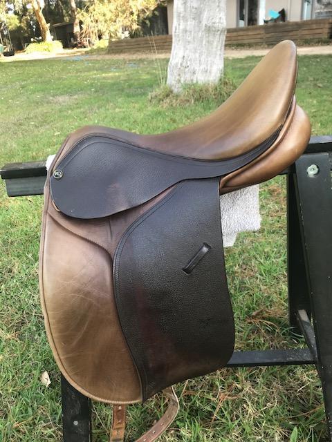 Trainers master Dressage saddle