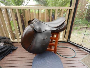 Peter Horobin Jumping Saddle