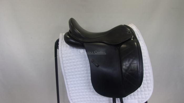 "Loxley 17.5"" Show / Dressage Saddle XX-Wide"