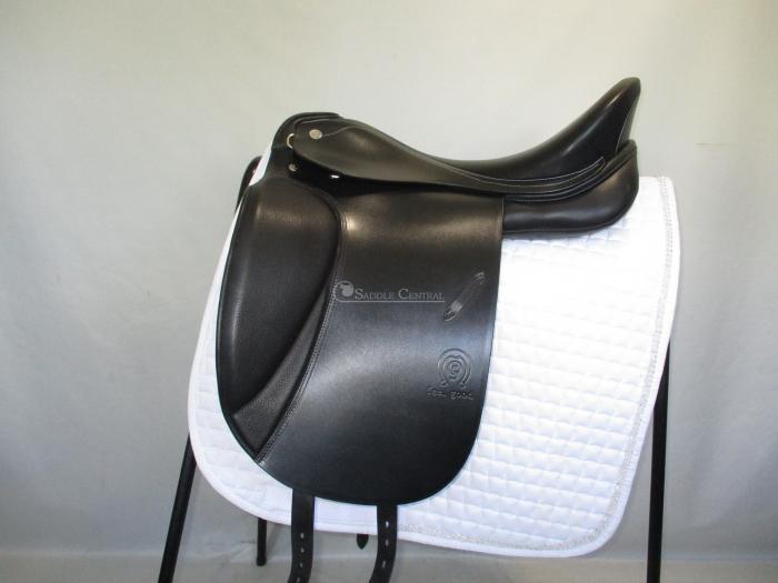 "Otto Schumacher Fusion SF 18"" Wide Dressage Saddle"