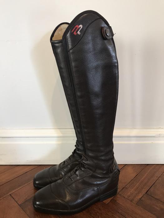 Parlanti Ocala Brown Riding Boots