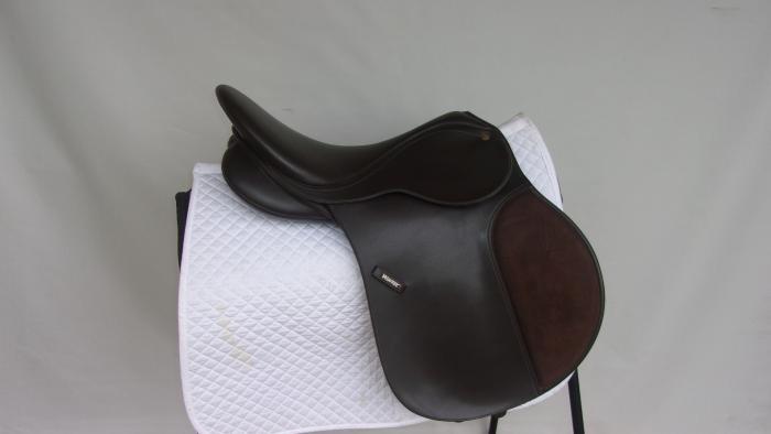 """Wintec all purpose Saddle 16.5"""" Brown"""