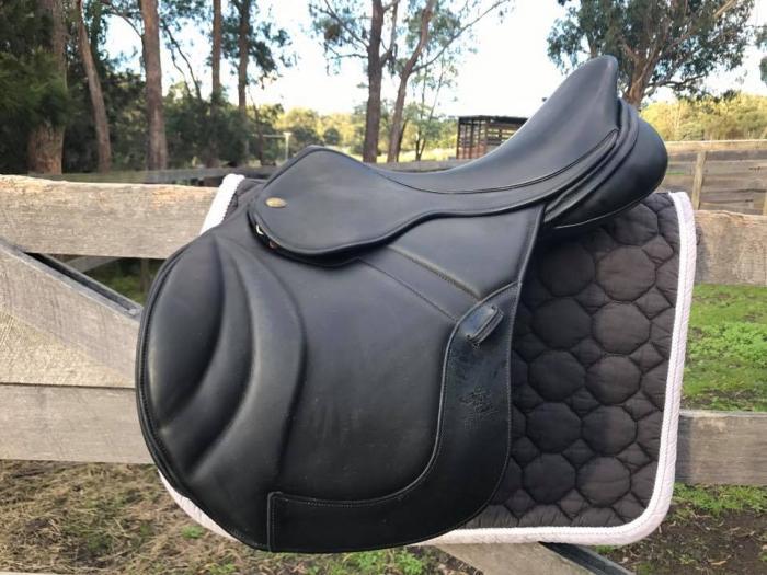 Fairfax Jump Saddle - Open to Offers