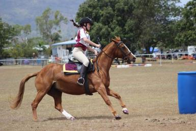 Inter school horse sports