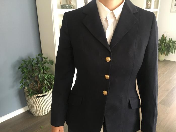 K. Ritchie show jacket