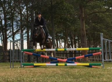 Confidently jumping 1M at home