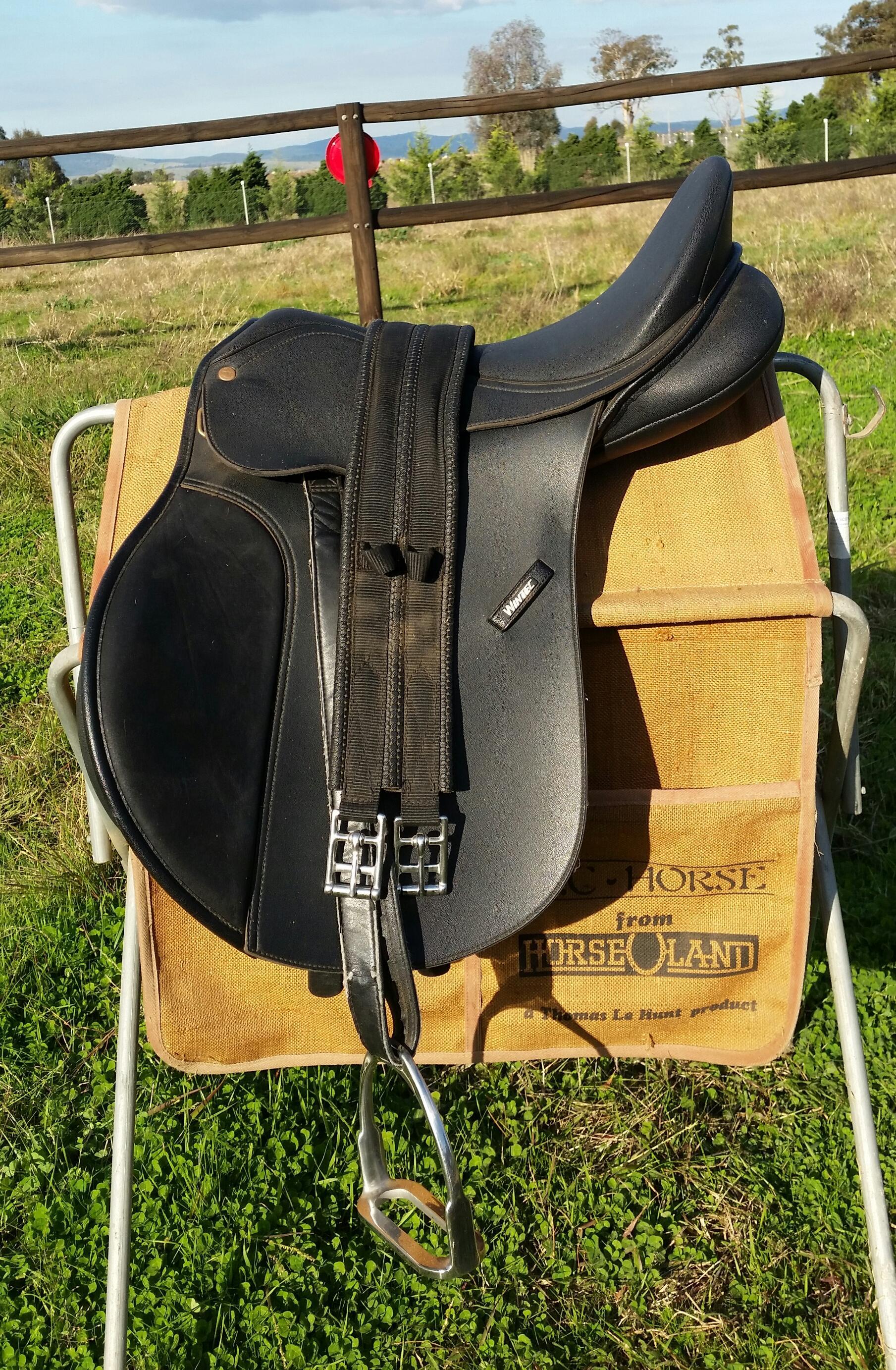 WINTEC 500 all purpose saddle