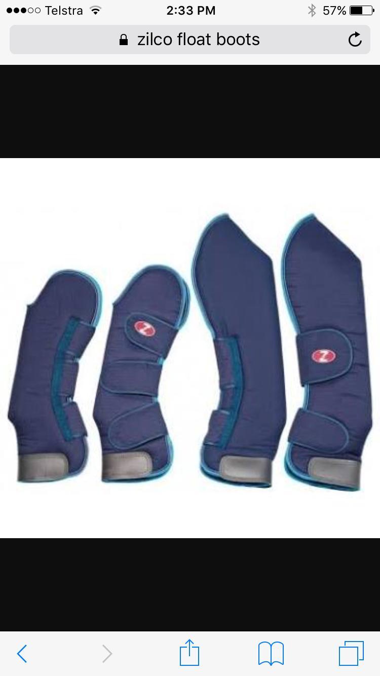 Zilco float boots