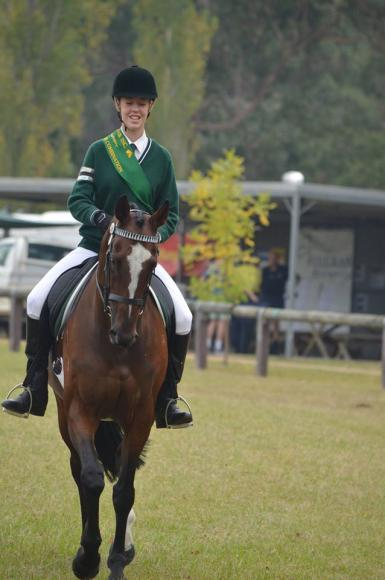 Best presented Orbost gymkhana