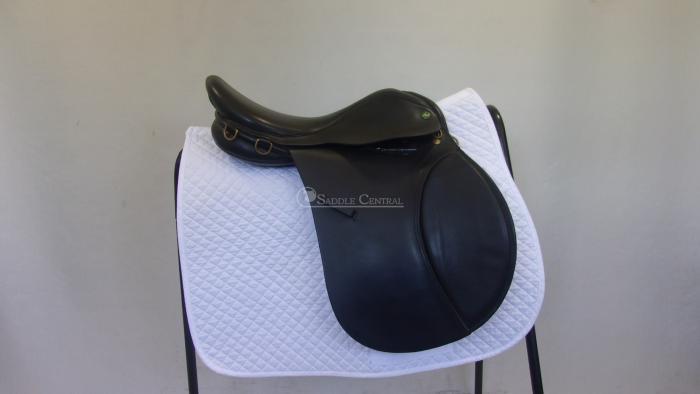 """Ideal Classic 15.5"""" All Purpose Saddle"""