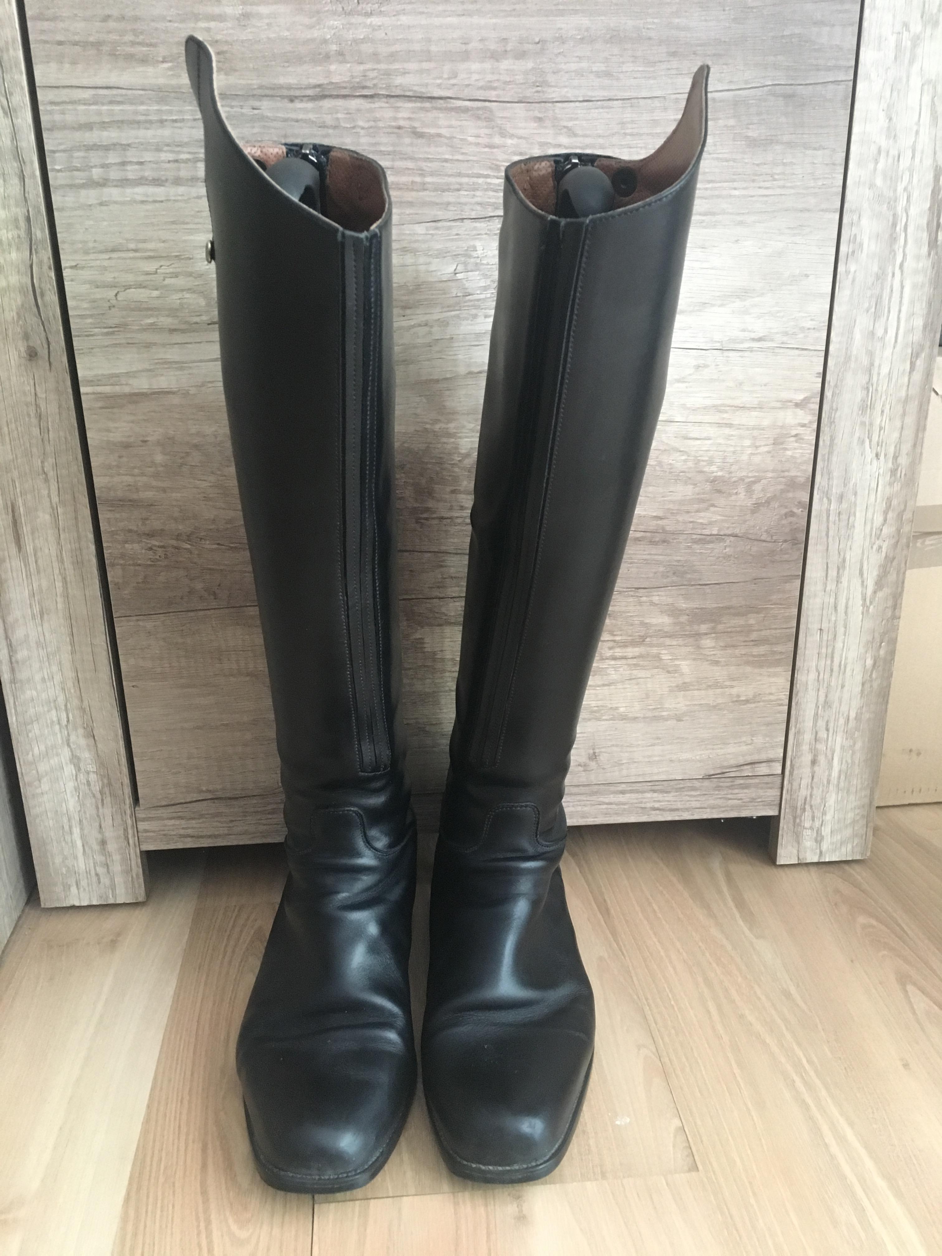 Sergio Grasso Dressage Boots