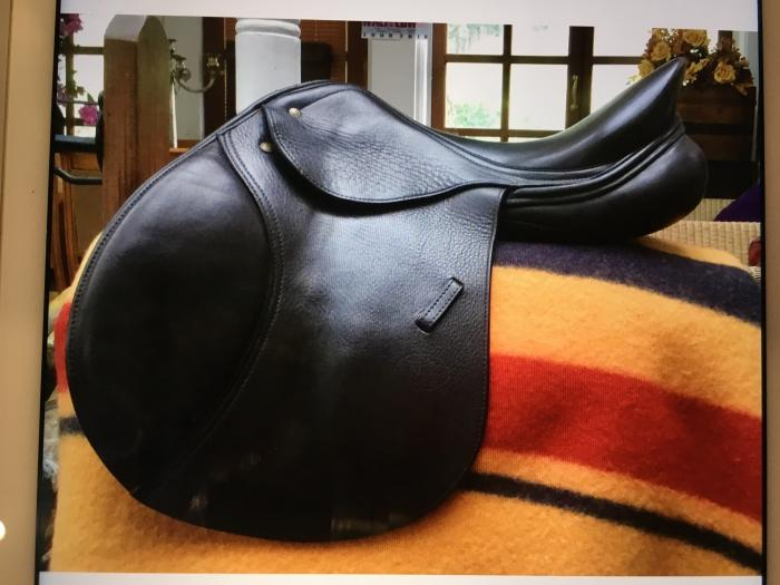 """Schleese """"Pouvoir"""" saddle"""