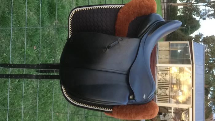 Defiance Dressage Saddle