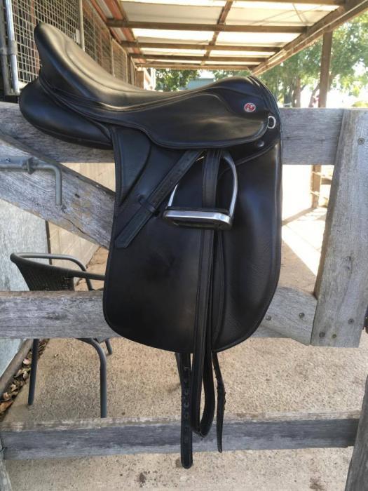Kieffer Innsbruck Dressage Saddle