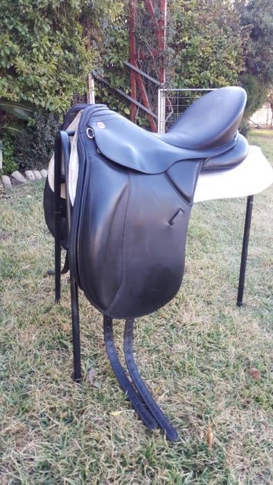 Kieffer Kur EXCLUSIV Dressage Saddle Size 1