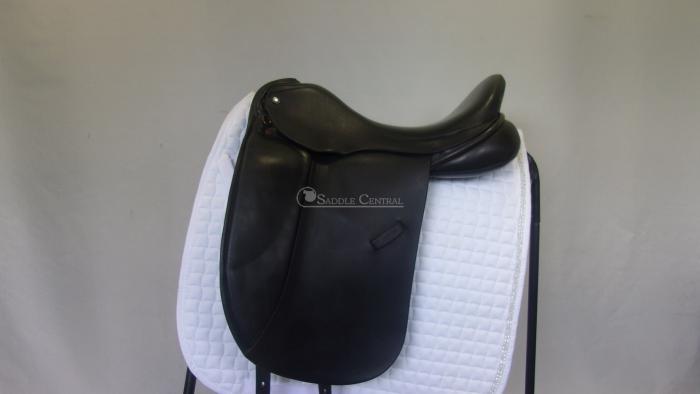 """Tonisha 17"""" Dressage Saddle"""