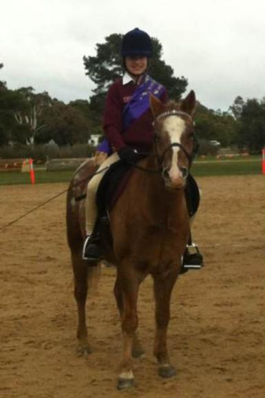 Reseve Champion Pony