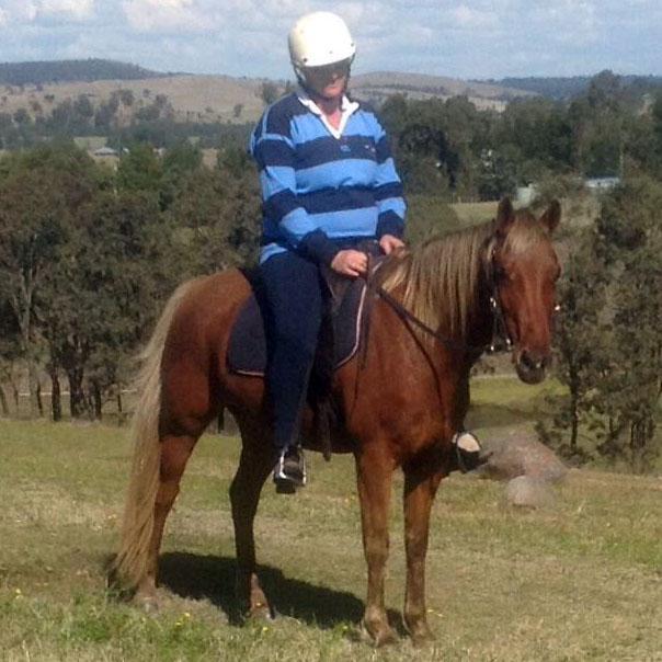 Tessa - Taffy Pony Mare 13.2 Hands