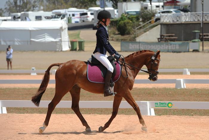 2017 Res. Champ. National Interschool Dressage