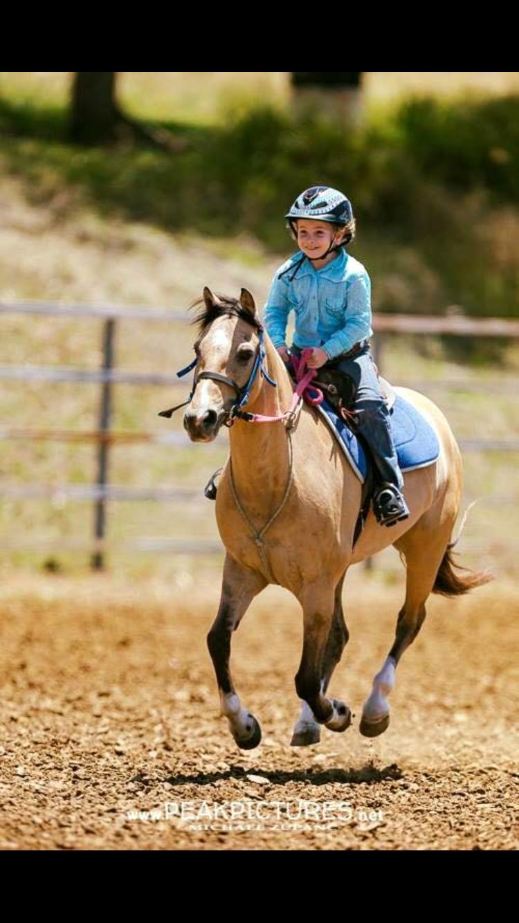 Genuine Kids Allrounder Pony