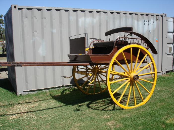 Heavy Horse Wagon