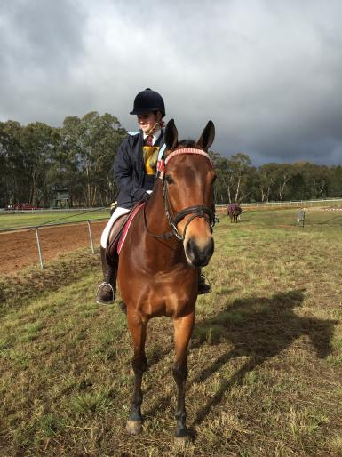 Coona Expo 2015 Dressage