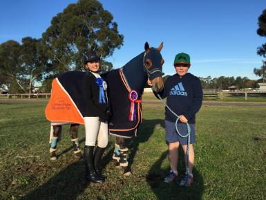 NSW Young Riders 2015