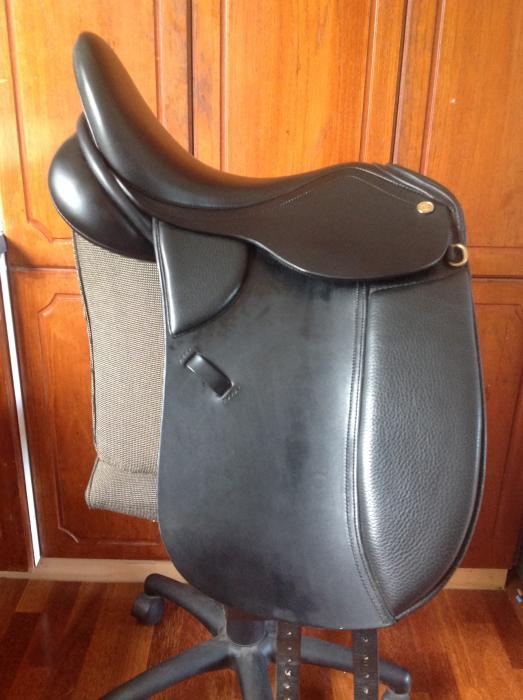 "15"" pony dressage saddle"