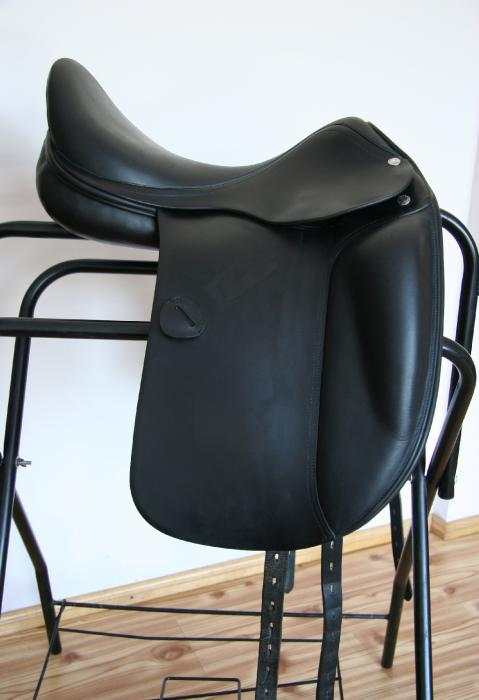 """AMERIGO VEGA Dressage saddle 17""""/MW"""