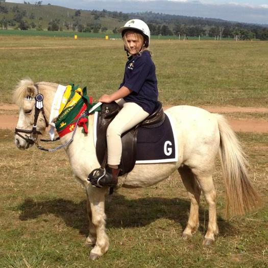 Ideal First Pony
