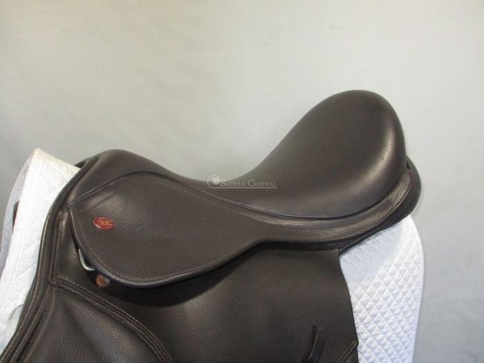 "Kent & Masters S series Compact GP  18"" Saddle"