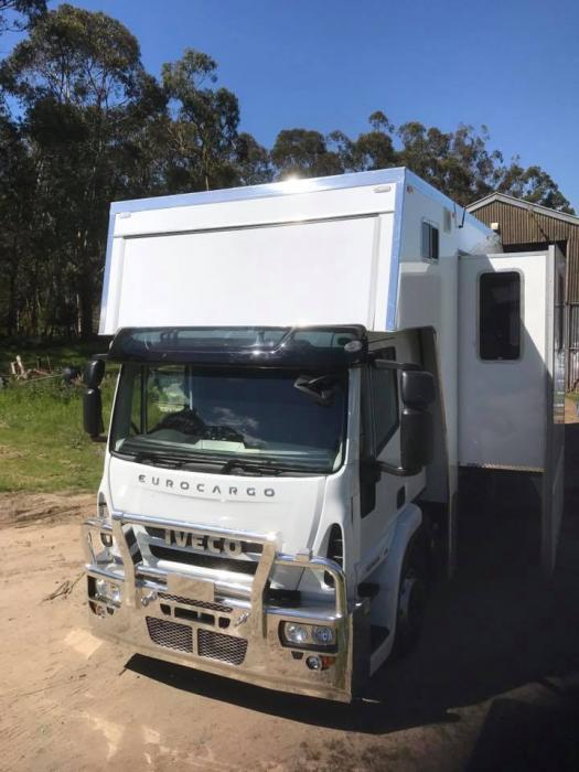 5 Horse Truck