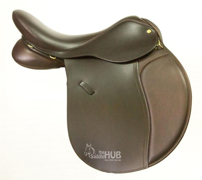 Mal Byrnes Jump 17.5″ Try-before-you-buy SaddleH