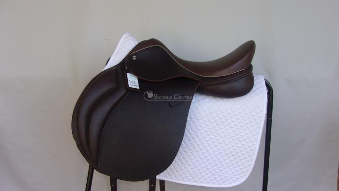 "Loxley Foxhunter 16.5"" / 17"" Jump / AP Saddle"