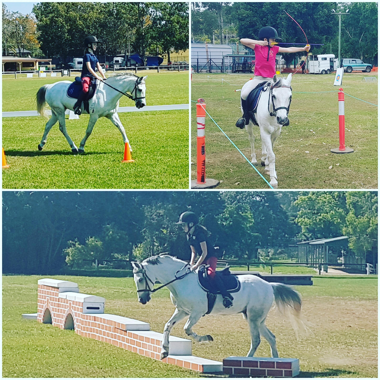 Super beginners all rounder kids pony