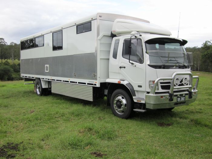 Truck For Sale Nsw Mitsubishi Fuso Fighter 6 Horse