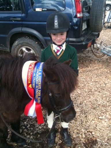 Wodonga Pony Club Event 2013
