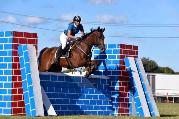 Showjumper EFA 1.20m  Mothers Dream for any Child