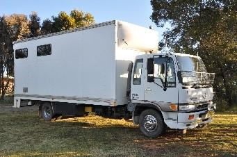 Hino FD Ranger 4 horses or change to 8