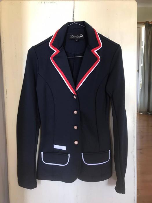 Spooks S Navy Riding Jacket