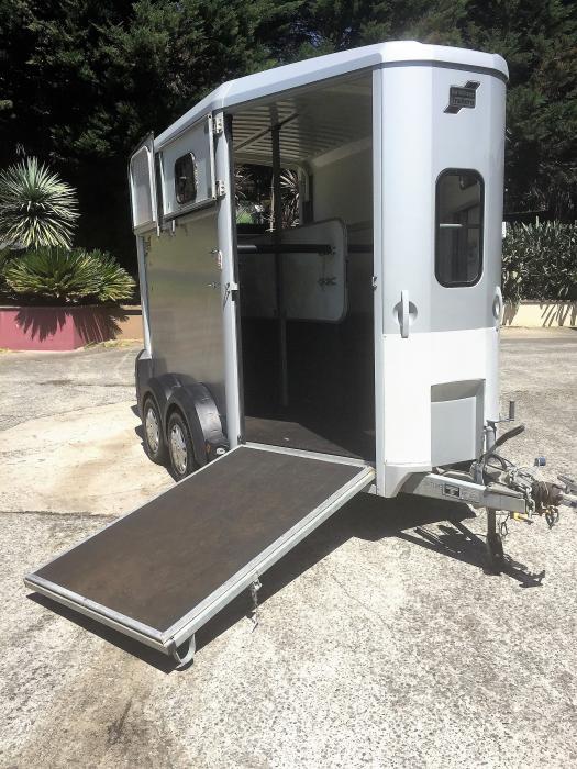 Ifor Williams HB506 Horsefloat