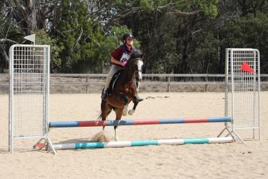 polly jumping